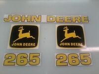 John Deere 265 Loader Decals