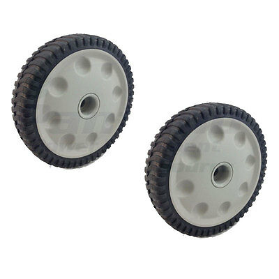 "New Set of 2 MTD 8"" Mower Wheel Internal Gear 734-04018C 734-04018B 734-04018A"