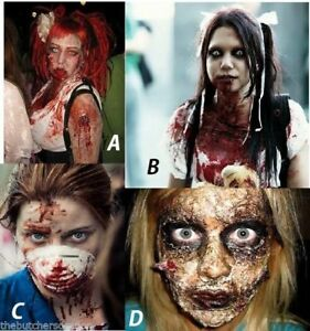 Halloween-Make-up-Artists-Latex-Cosmetic-Sets-Realistic-Theatrical-Fancy-Dress