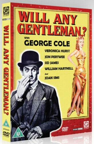 Will Any Gentleman? [Region 2] - DVD - New - Free Shipping.