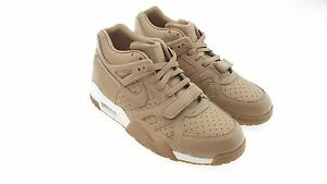 709989-200 Nike Men Air Trainer 3 PRM QS - Gum brown p shale sail gum medium bro