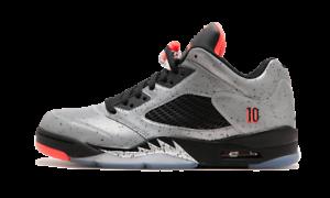 e3ebc1e2b89e8d Nike Air Jordan 5 V Retro Low Neymar SZ 10.5 Silver Infrared 23 ...