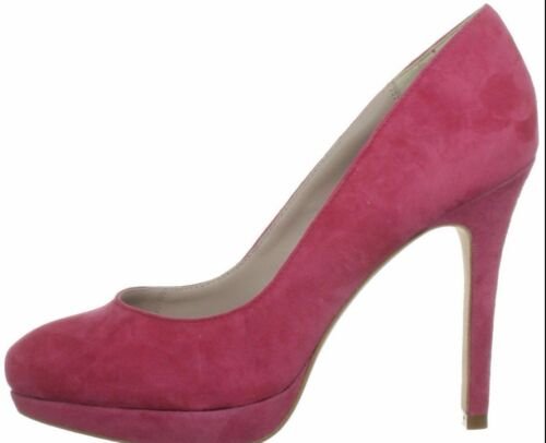 4 £ Agnes Rrp Suede Court Size 5 Bourne 154 8 Shoes 100 Pink 3 pelle 6 Bnwb YxnxCT