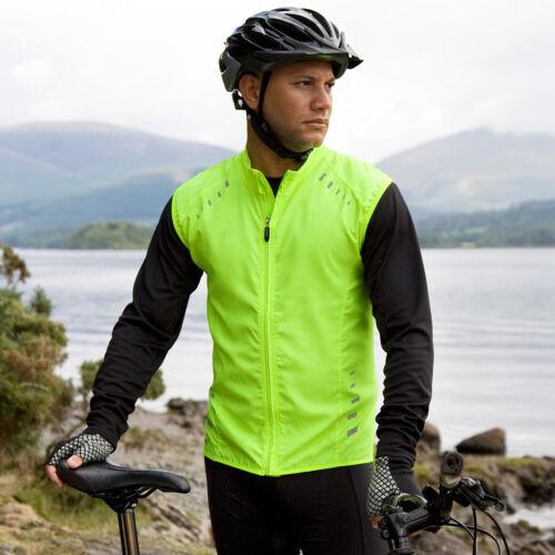 S259X Spiro Bikewear Crosslite Gilet Lightweight Bodywarmer Cycling Jacket