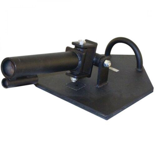 Evinco barbell landmine t-row Deadlift station platform pivot olympique /& standard