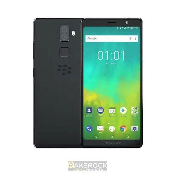 NEW Blackberry Evolve 64GB Black GSM International BBG100-1 Unlocked