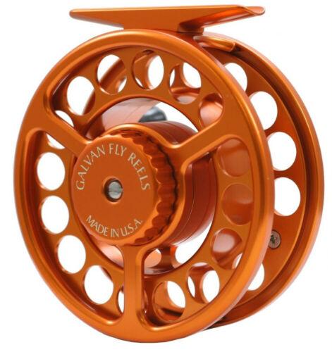 Made in USA Galvan Rush Light Spare Spool8WTBurnt Orange