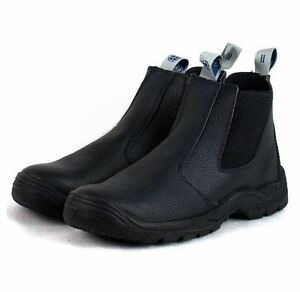 YWing-Mens-Australian-Safety-Standared-Leather-Steel-Toe-Safety-Work-Boots