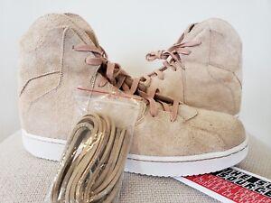 23a38314f38f DS Nike Air Jordan Westbrook 2.0 suede tan vachetta high 854563-200 ...