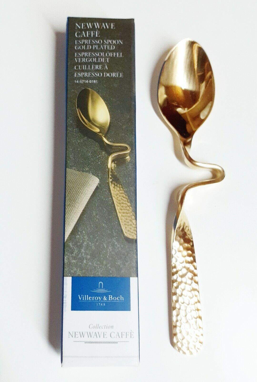 Spoons//Soup Spoons With Porcelain Handle Villeroy /& Boch Botanica