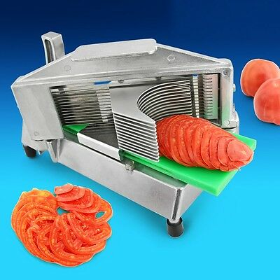 Commercial Manual Tomato Slicer Onion Slicing Cutter Machine (13 pcs blade)