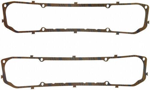 Fel-Pro Valve Cover Gasket Mopar B // RB-Series Cork // Rubber Pair VS 13379