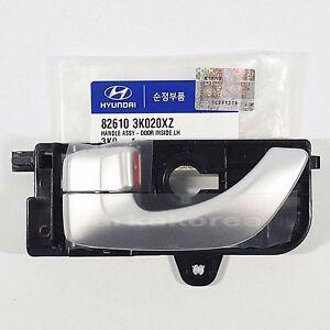 826103k020xz Front Inside Door Handle Left Lh For Hyundai Sonata 2005 2008 Ebay