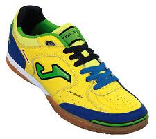 Joma Top Flex 409 Football Indoor Soccer Shoes Scarpe Calcio Calcetto 7 Yellow