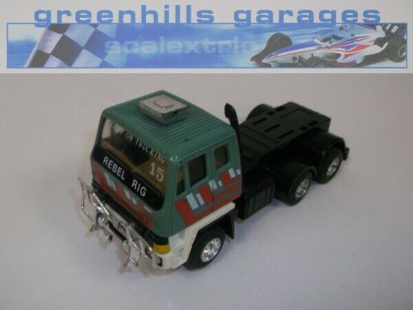Greenhills Scalextric Leyland Roadtrain Rebel Rig C319 - Used - 20979   x