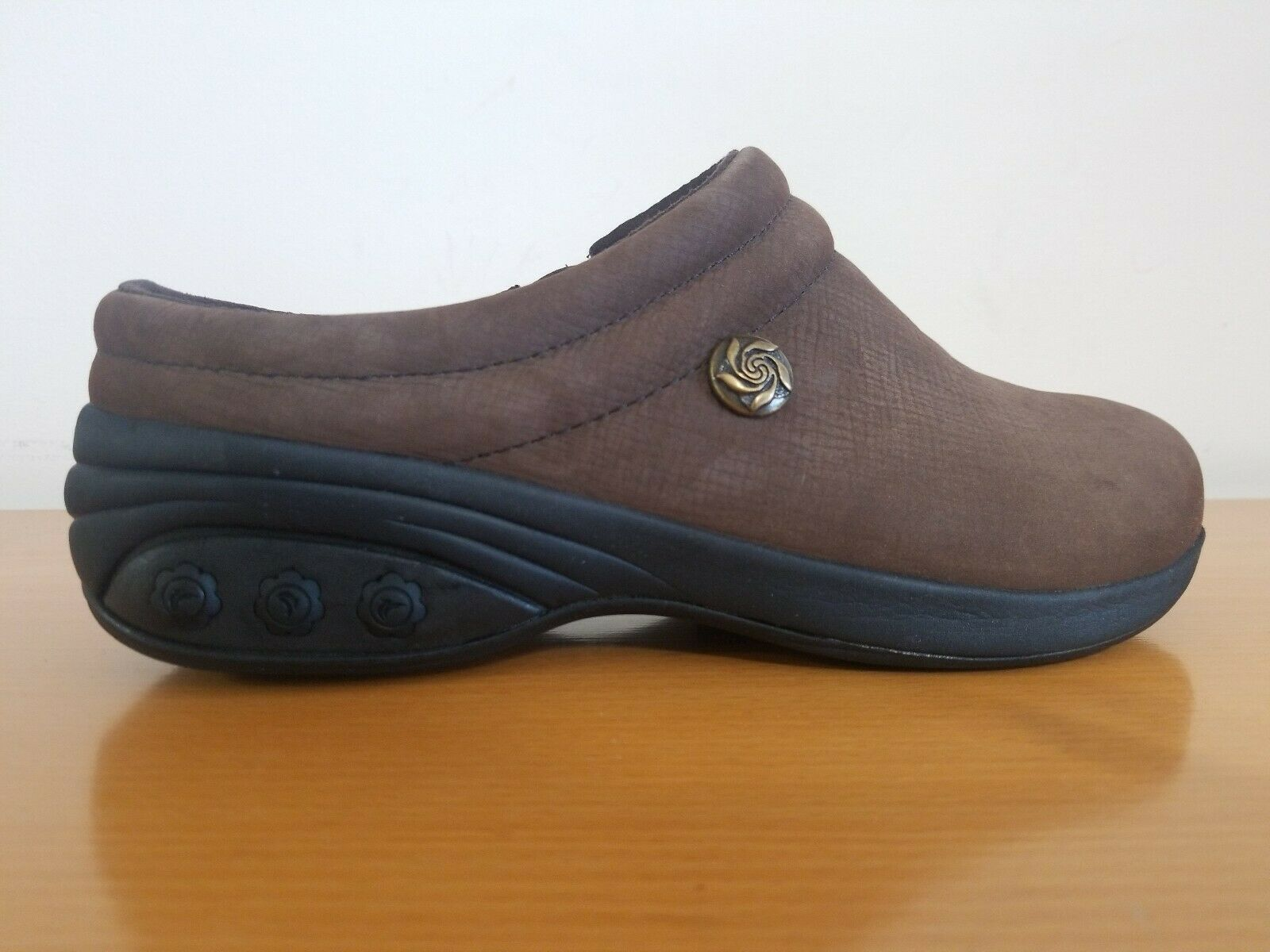 Therafit Molly Brown Women's Clogs With Superior Arch Support - Size EU 37 - NEW