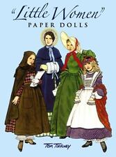 Dover Paper Dolls: Little Women Paper Dolls by Louisa May Alcott and Tom...