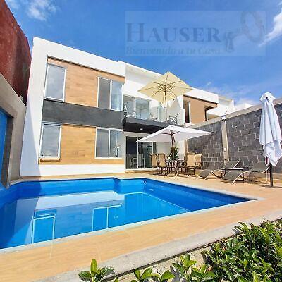 PREVENTA casa independiente con ALBERCA PROPIA Sur de Cuernavaca