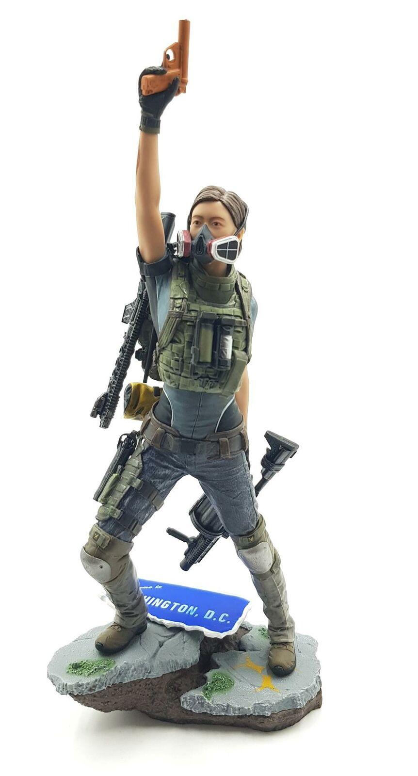 The Division 2 Dark Zone edizione Heather Ward Statue Figurine