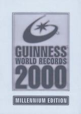 Guinness World Records 2000 : Millennium Edition by Guinness World Records Editors (1999, Hardcover)