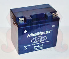 New BikeMaster TruGel Battery 2 Yr Warranty MG7Z-S Yamaha WR250 R 2012 2013 2014