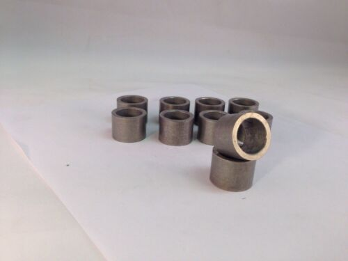 """Aluminum Bolt Spacers 10 1/"""" OD X 3//4/"""" ID 7//8/"""" long  made in USA    J1-5"""