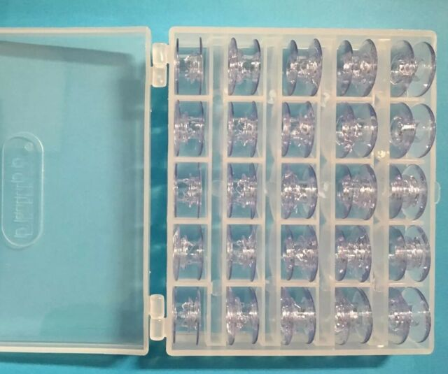 25 Sewing Machines Coils for Pfaff - Expression, Creative, Performance Incl. Box