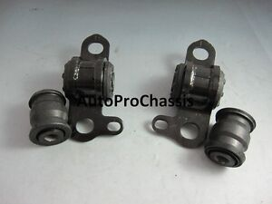 4 FRONT LOWER CONTROL ARM BUSHING FOR FORD TAURUS 13-16