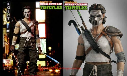 DreamEX Ninja Turtles Casey Jones 1:6 Scale Action Figure Model INSTOCK