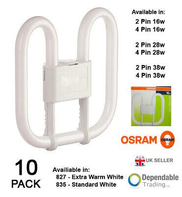 Osram CFL Square 38W 827 LUMILUX INTERNA GR10q 4 Pin