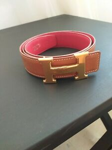 Authentique-Ceinture-Hermes-Authentic-Belt-Hermes