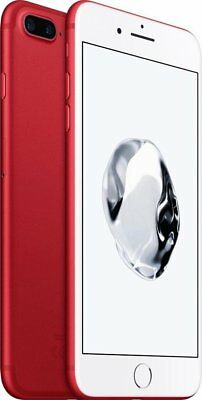 Apple iPhone (A1784) Plus * 128 GB * Red Edition * NeuWare * Rechnung * OVP