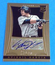 Avisail Garcia 2013 Select Baseball Autograph #/500 White Sox