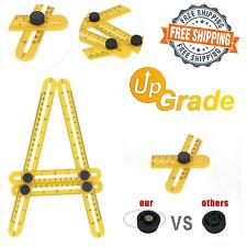 2pcs Tgr Angle Izer Multi Angle Ruler Template Tool 836 General