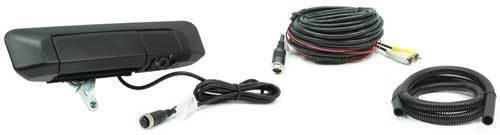 Rostra 250-8653 Tailgate Handle Backup Camera Kit for 2005-2015 Toyota Tacoma