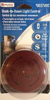 Utilitech Dusk-to-dawn Light Control - Red - 0037492 -