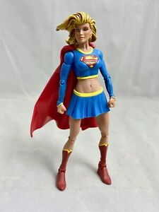 DC-Universe-Classics-6-SUPERGIRL-Action-Figure-LOOSE-Kryptonite-Chaos-2-Pack