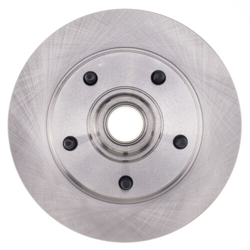 Disc Brake Rotor and Hub Assembly-RS Rotor and Hub Assembly Front RS PARTS
