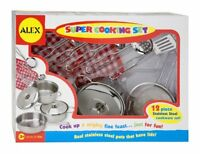 Alex Toys - Pretend And Play, Super Cooking Set, 603n , New, Free Shipping on sale