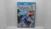 Brand Rodea The Sky Soldier (nintendo Wii U, 2015) W/ Bonus Game