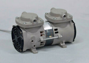 Thomas 2107 series dual head diaphragm pump ebay image is loading thomas 2107 series dual head diaphragm pump ccuart Gallery