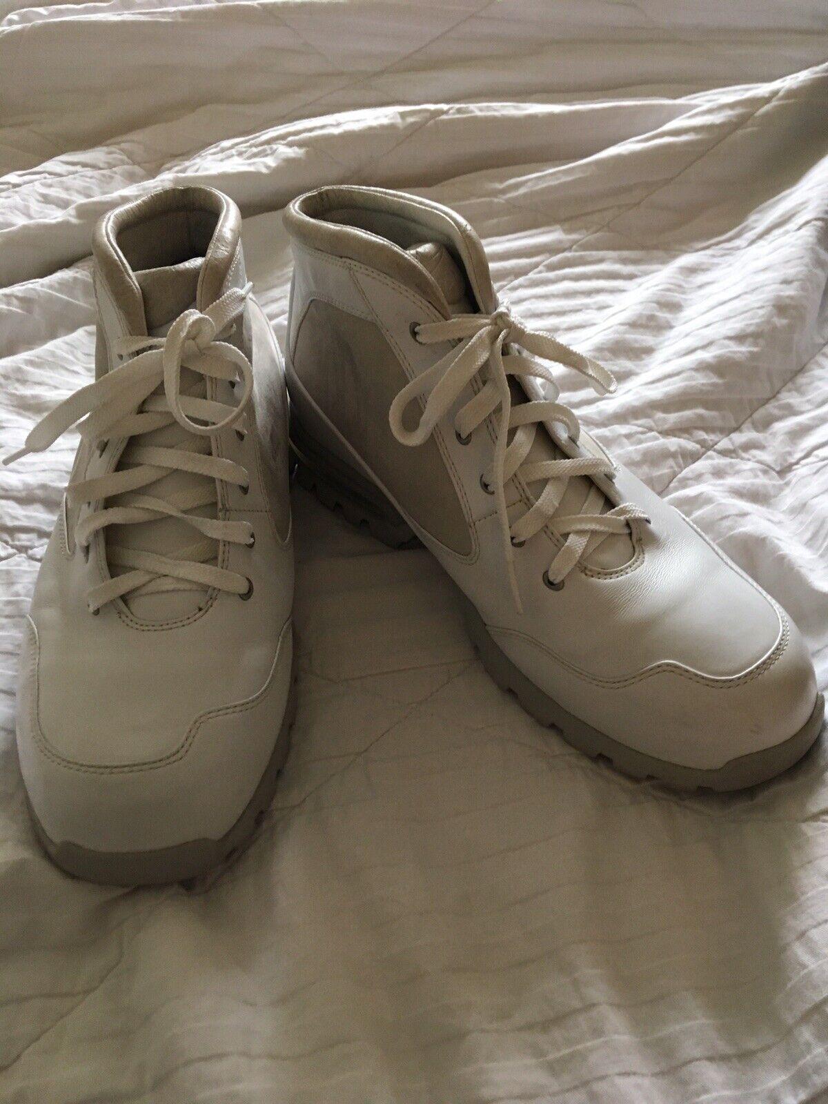 Nike Air Max Goadome White Men's Boots Vintage