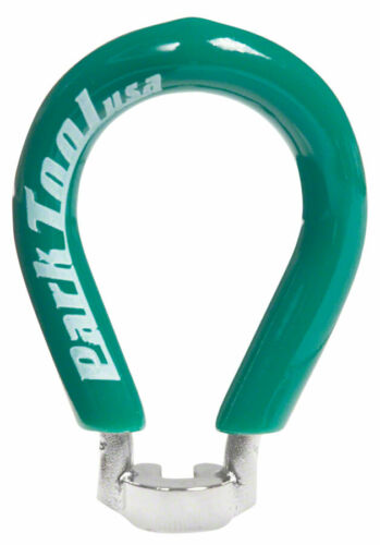 3.30mm Green Park Tool SW-1C Spoke Wrench