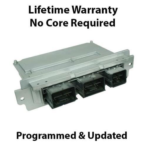 Engine Computer Programmed//Updated 2007 Lincoln MKX 7U7A-12A650-HJC BZU2 PCM