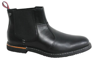 5517a Chelsea in Timberland Mens pelle Park nera Stivali Earthkeepers Wh Brook TycFcqwPz
