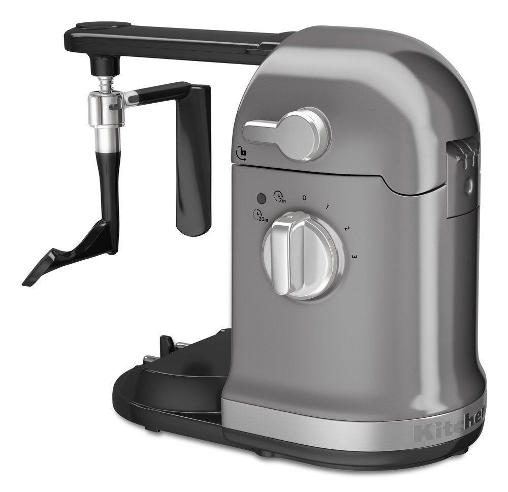 Nouveau KitchenAid KST4054CU remuer Tour Accessoire pour Multi-Cuisinière, contour argent