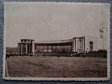 PALAIS FRANCE   Carte officielle Exposition LIEGE 1939   postcard