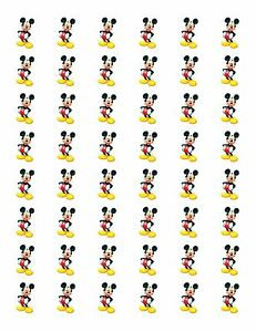 48-MICKEY-MOUSE-ENVELOPE-SEALS-LABELS-STICKERS-1-2-034-ROUND