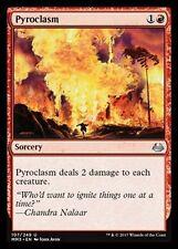 2x Piroclasma - Pyroclasm MTG MAGIC MM3 English
