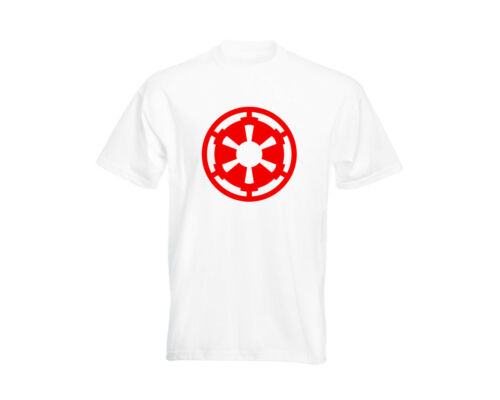 Star Wars Imperial Logo Empire T-shirt Mens All Sizes